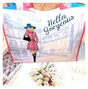 Handbags - 💞 HELLO GORGEOUS TOTE BAG 💞